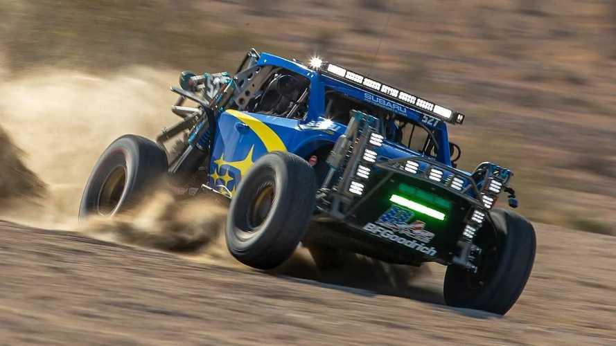 Subaru Crosstrek Desert Racer 2019