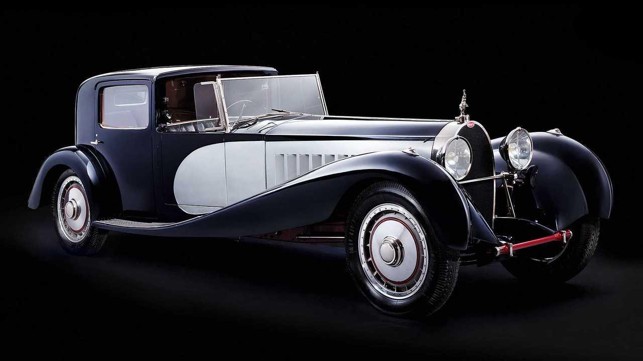 Bugatti Type 41 Royale - 27,4 млн евро