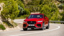 Test Jaguar F-Pace SVR (2019): Der bessere X3 M?