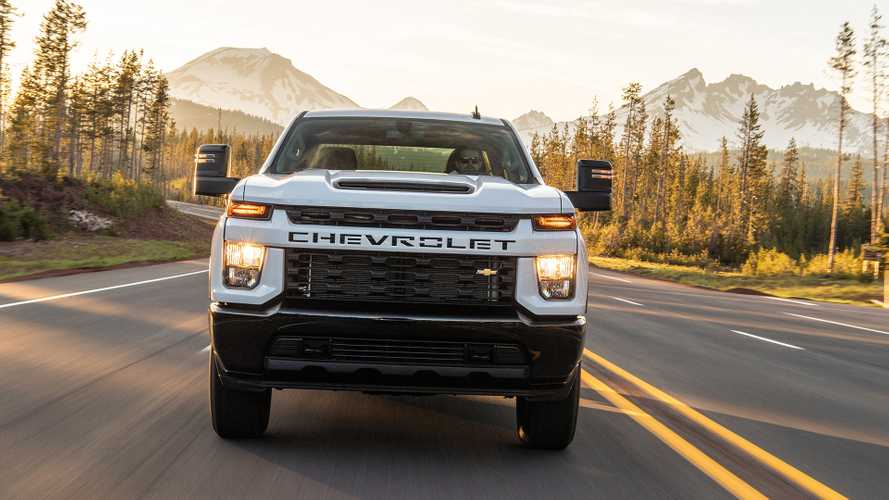 Chevy Silverado Beats Ram In Truck Sales Through First Half Of Year