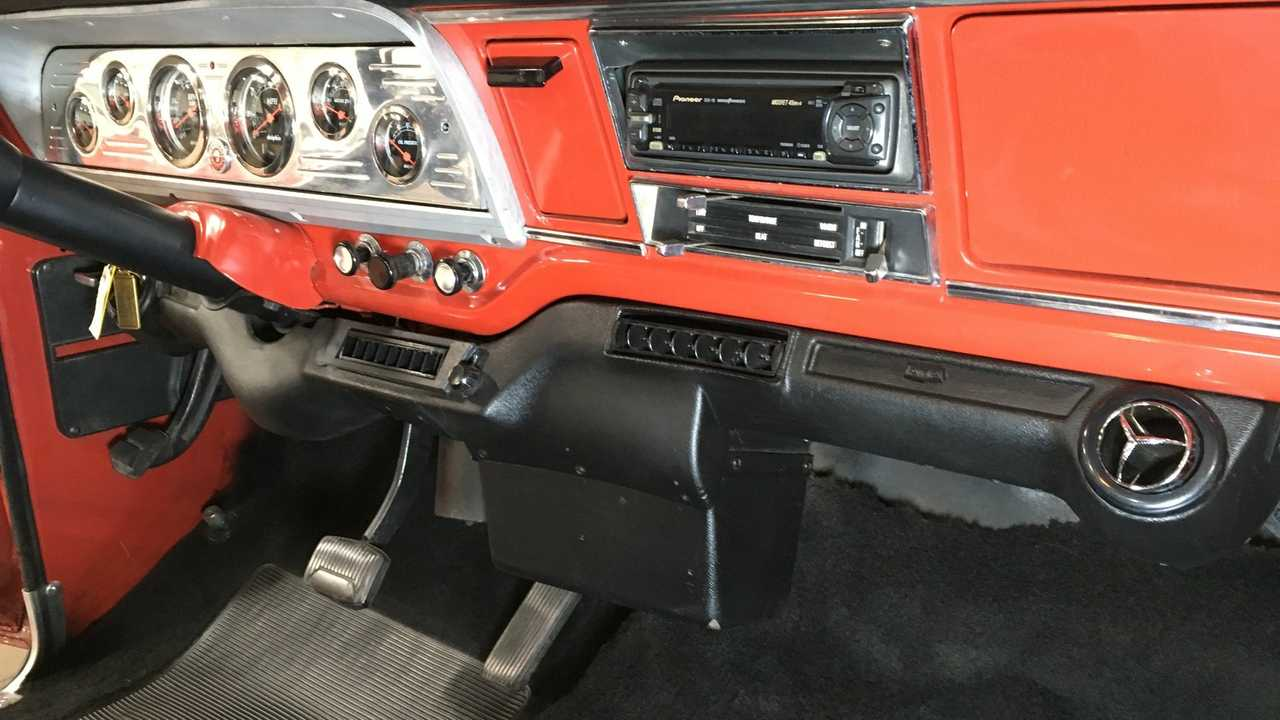 1968 Ford F-100 Ranger Short Bed Is A Conversation Starter
