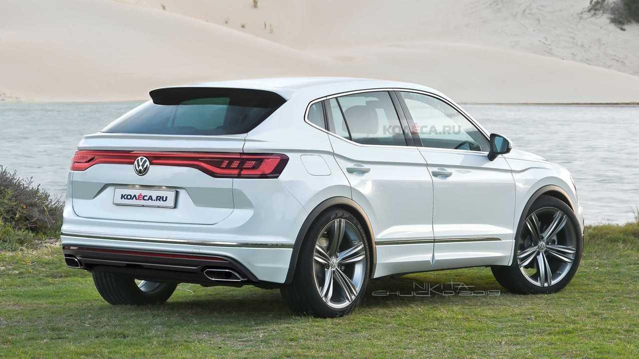 Volkswagen Tiguan 2022 (projeção)