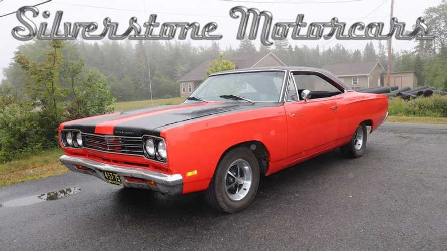 This 1969 Plymouth Road Runner Is Pure American Muscle