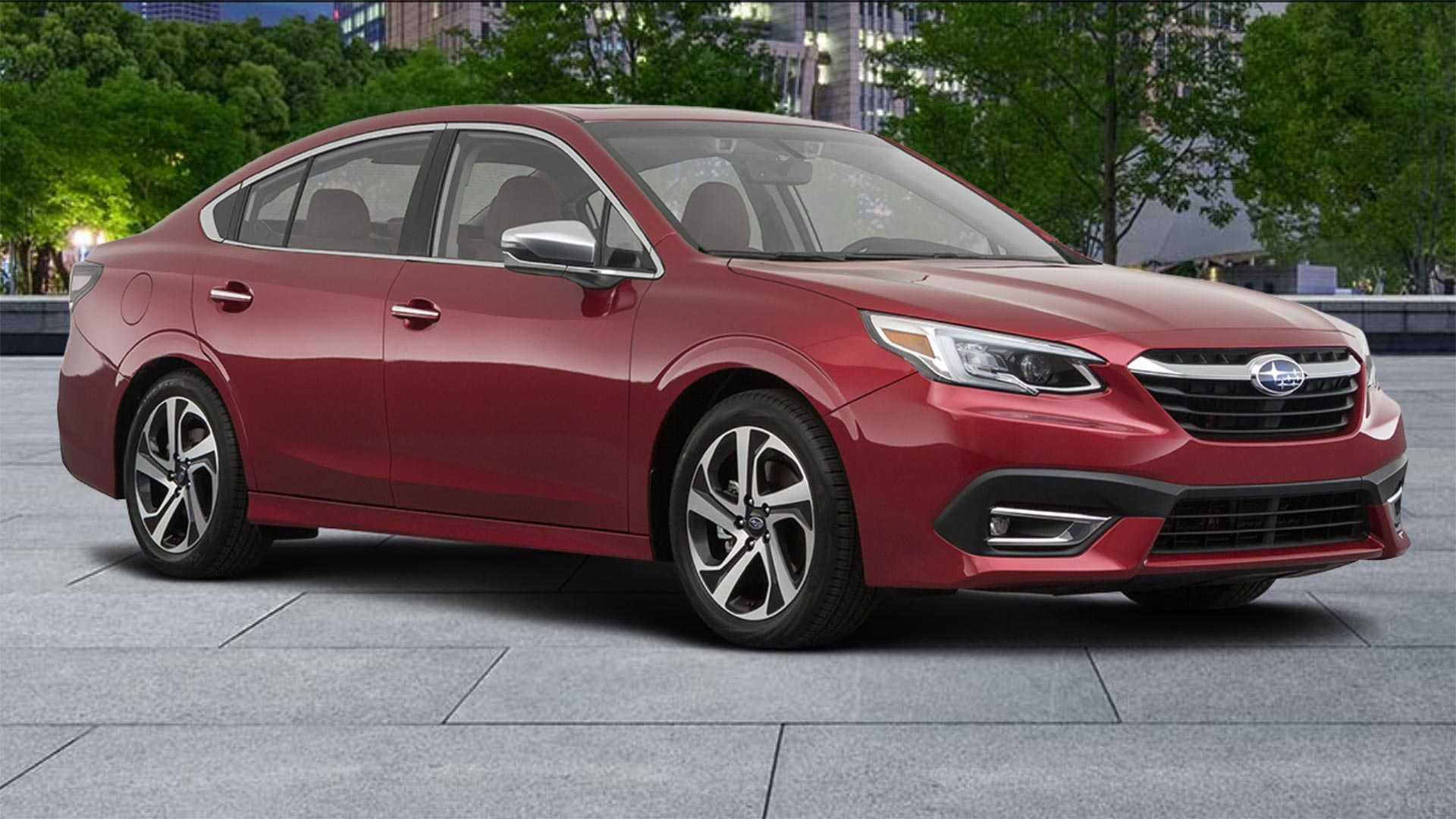 Most Expensive 2020 Subaru Legacy Costs $40,948