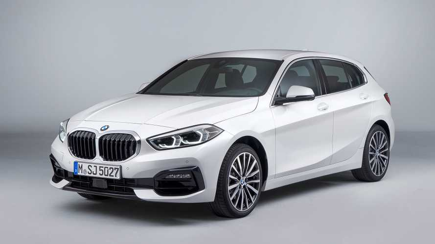 BMW says 1 Series FWD and RWD driving feel almost the same