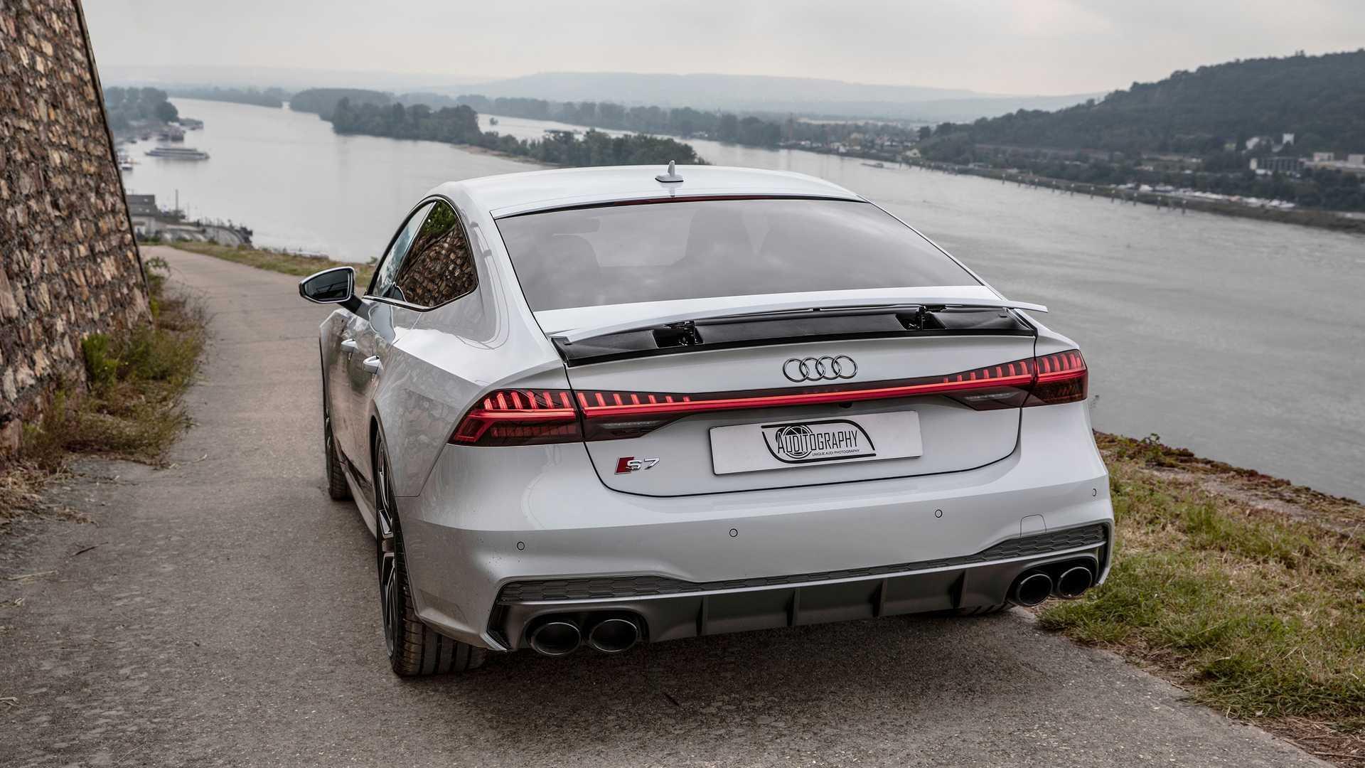 2020 audi s7 sportback video will make you ignore it u0026 39 s diesel
