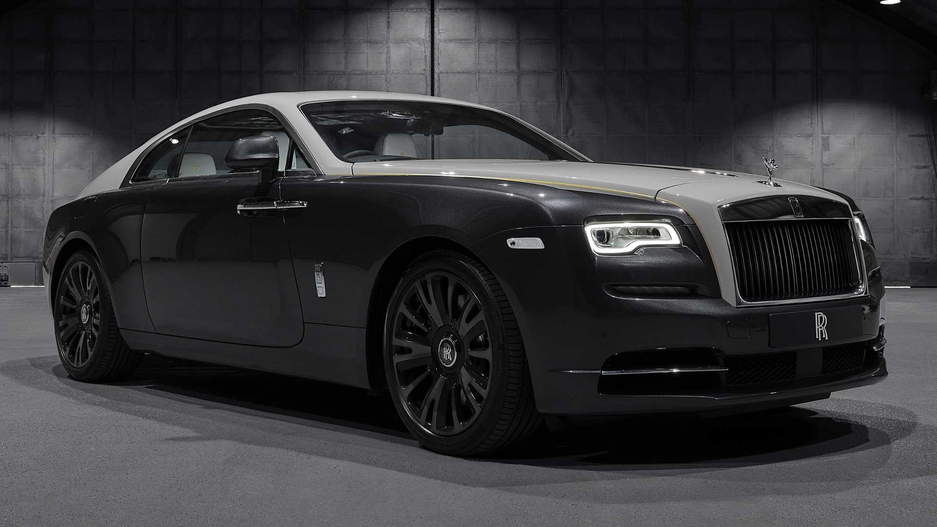 Rolls-Royce Reveals Handcrafted Collection Car