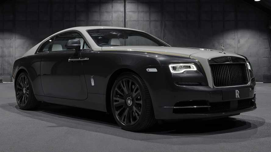 Rolls-Royce reveals handcrafted 'Collection Car'