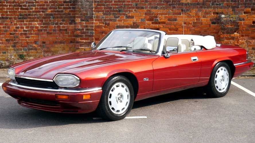 Cool Cat: Rare 1996 Jaguar XJS Celebration Model For $77k