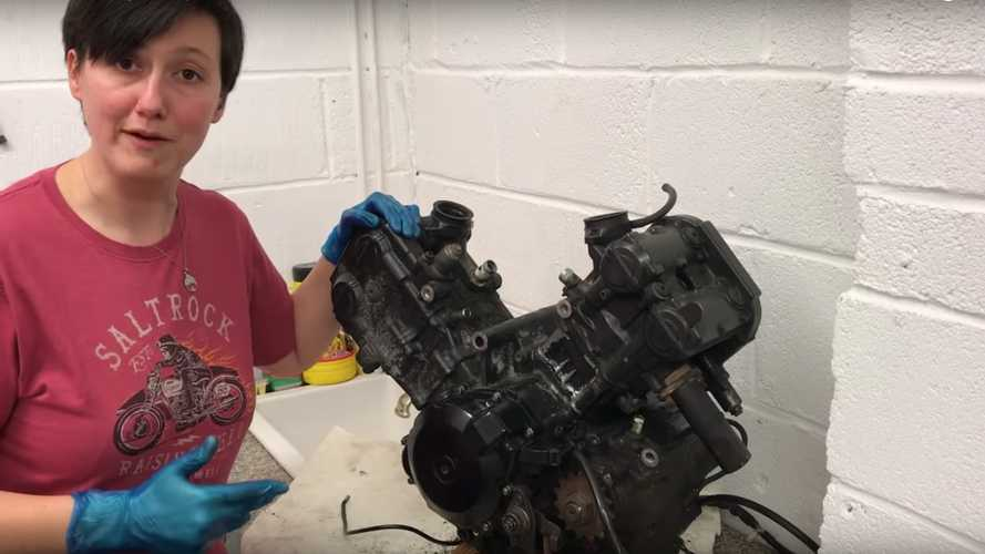 Crash Course In Understanding How A Motorcycle Engine Works