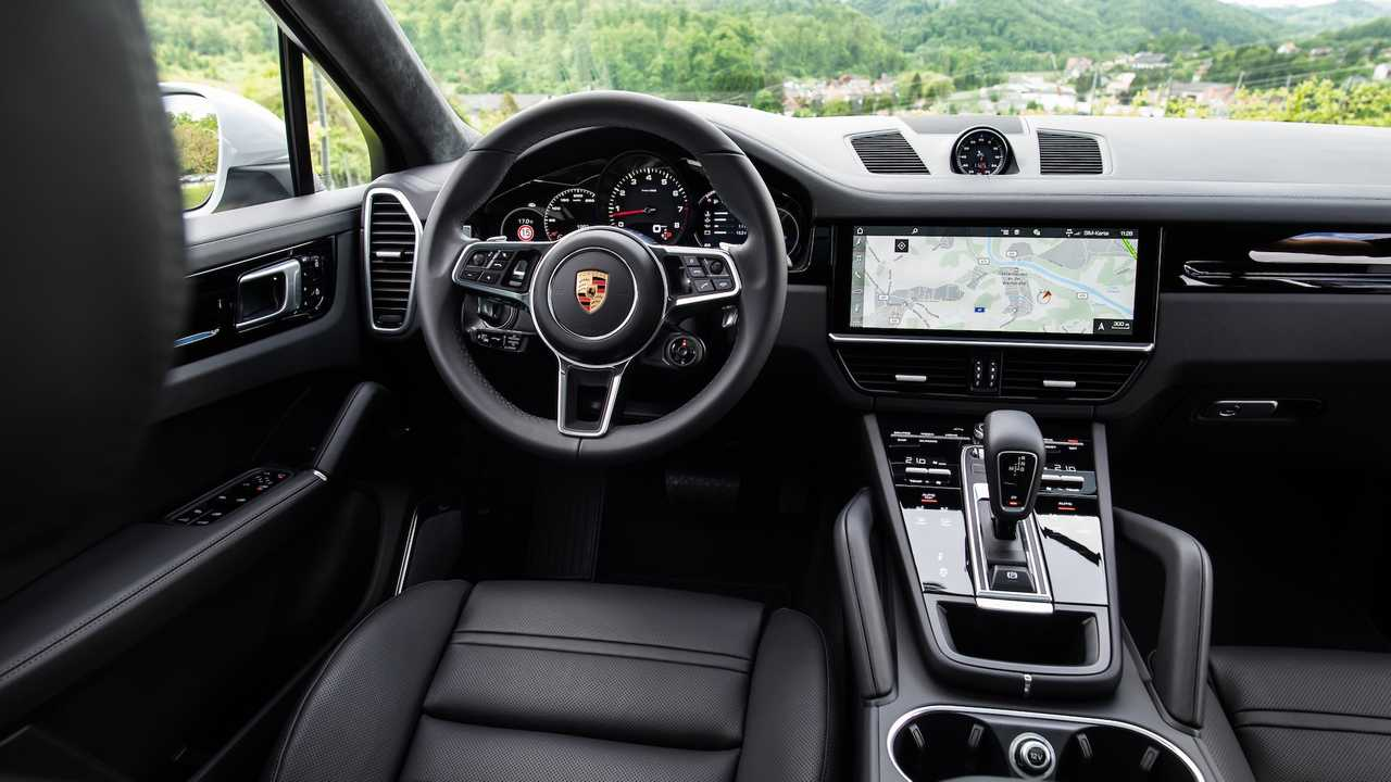 2020 Porsche Cayenne Coupe First Drive Sporty Spice