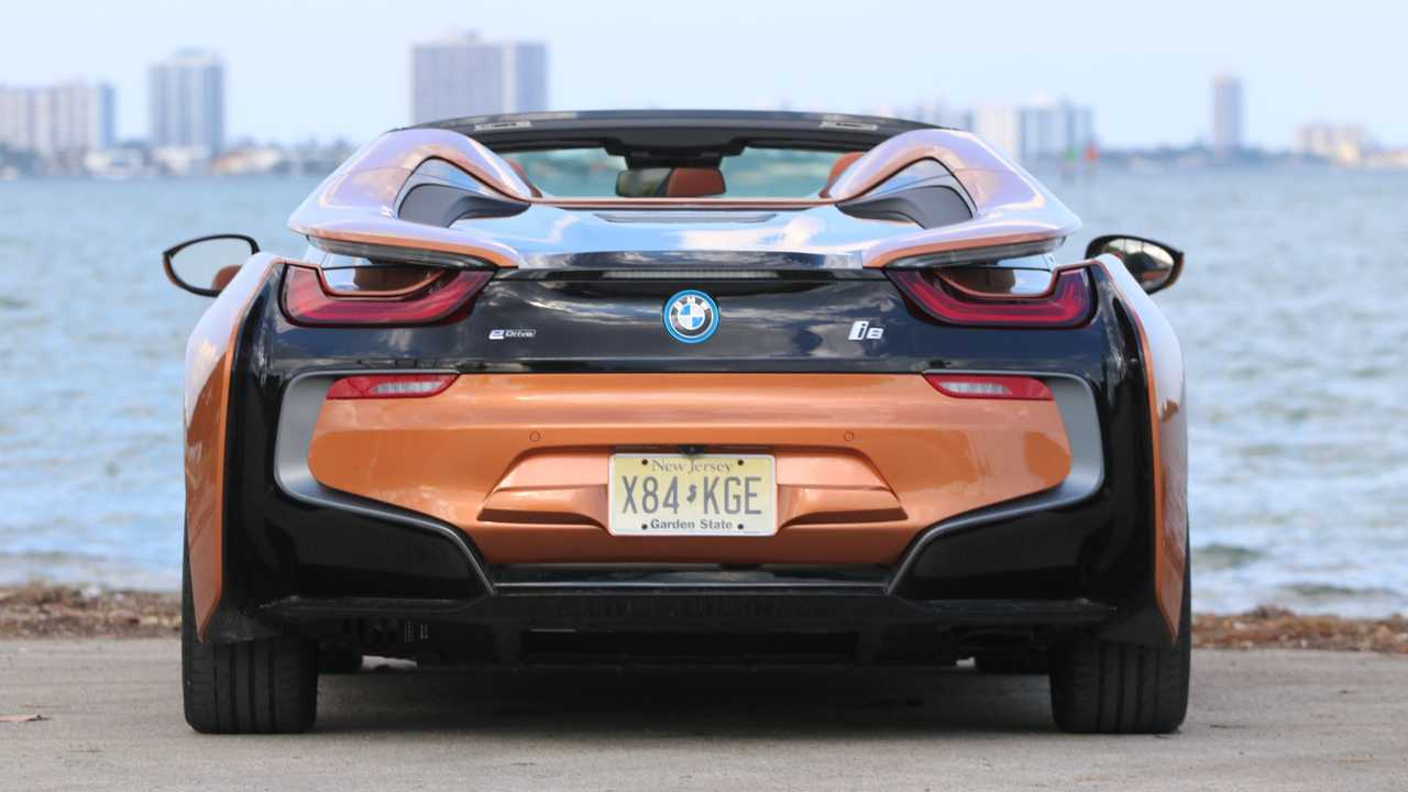 2019 BMW i8 Roadster Review: Early Adopter, Late Bloomer