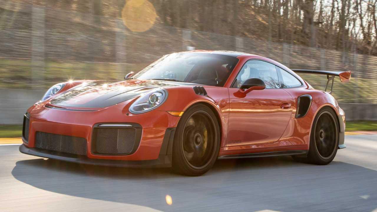 2. Porsche 911 GT2 RS
