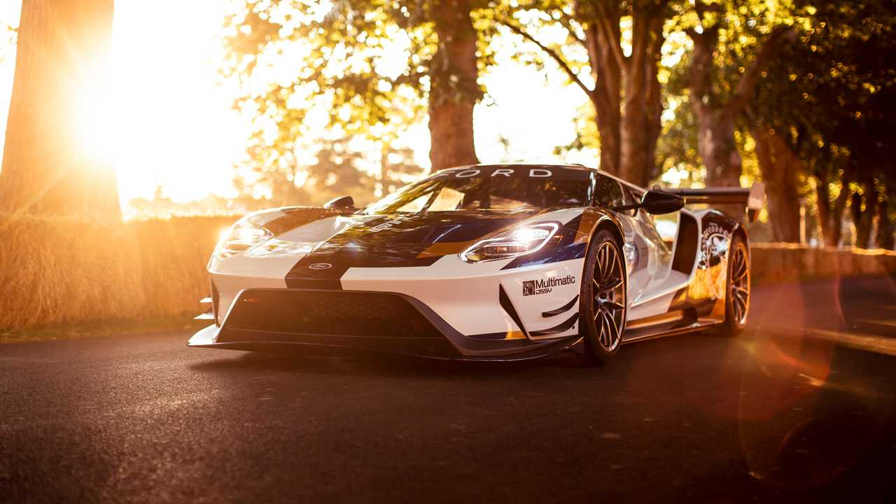Ford GT final series first rumors