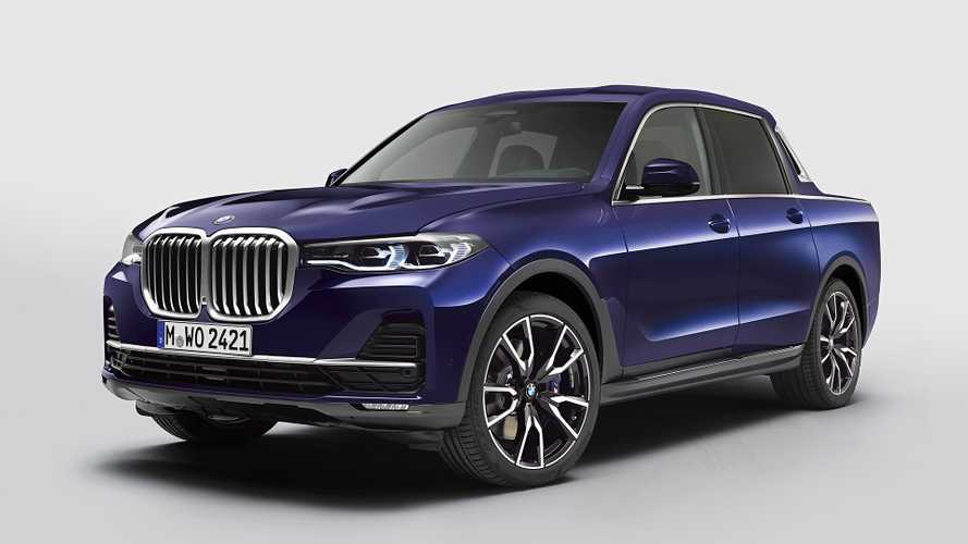 BMW X7 Pick-Up (2019)