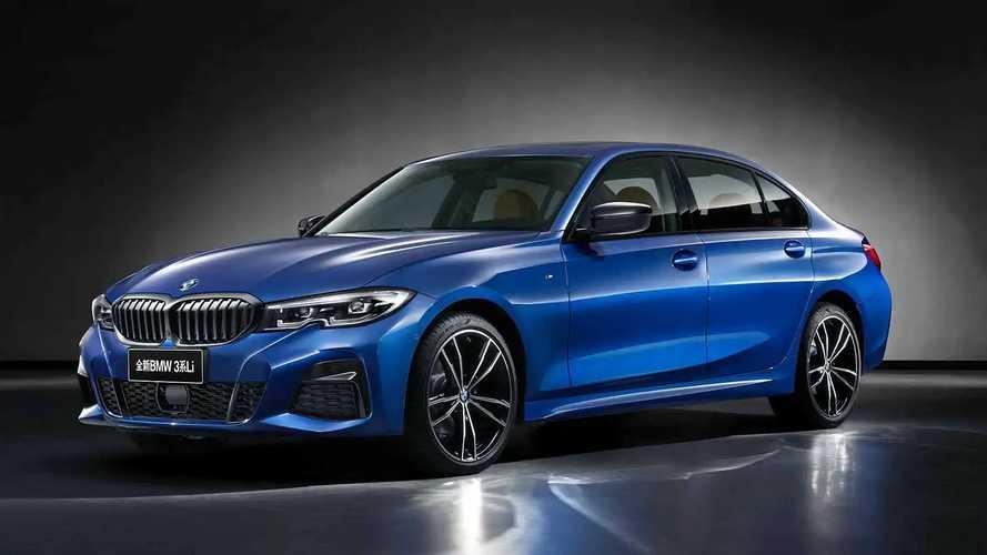 BMW 3er Langversion Shanghai 2019
