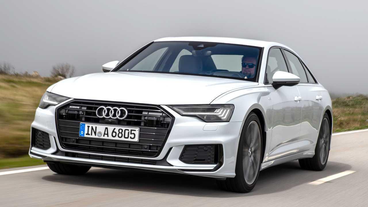 Autos mit krassem Grill: Audi A6