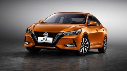 Nova geração do Nissan Sentra aposta no design e virá ao Brasil