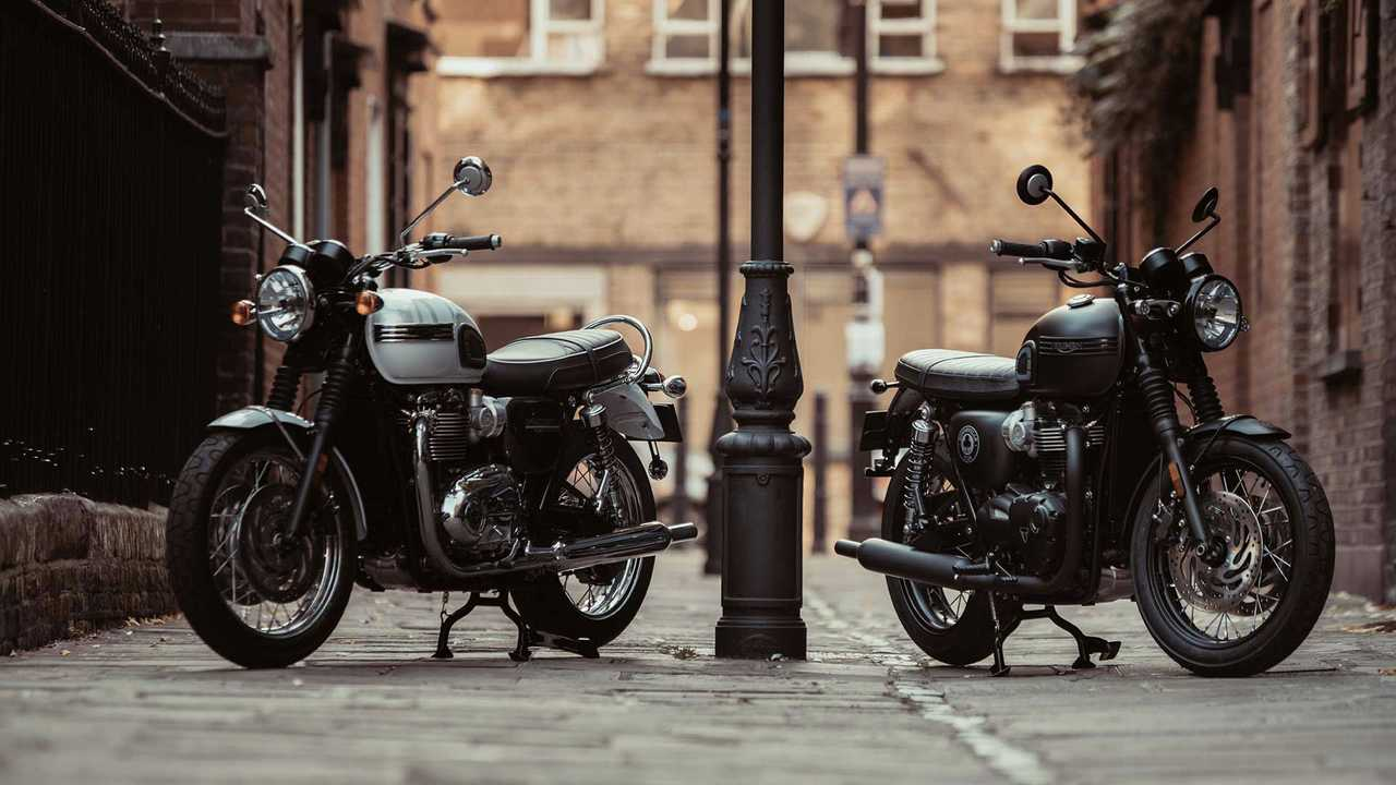 2019 Triumph Bonneville T120 Ace Edition