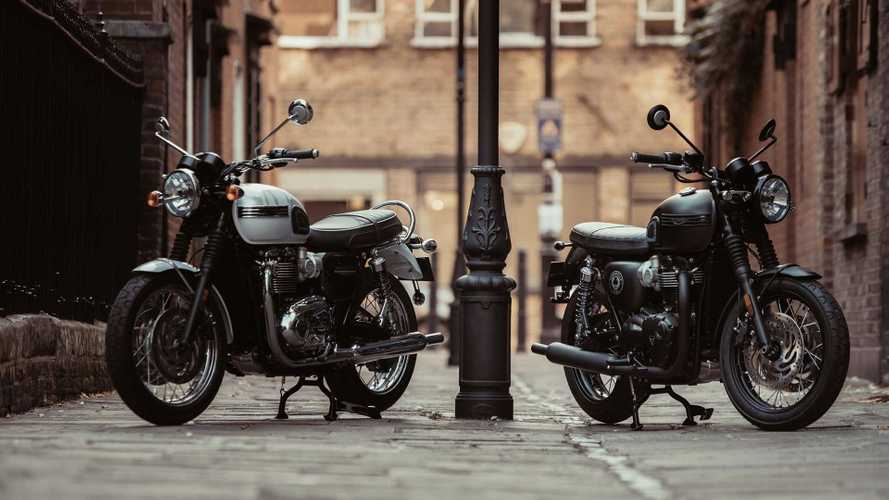 Triumph Special Edition T120 Ace And Diamond Now Up For Grabs