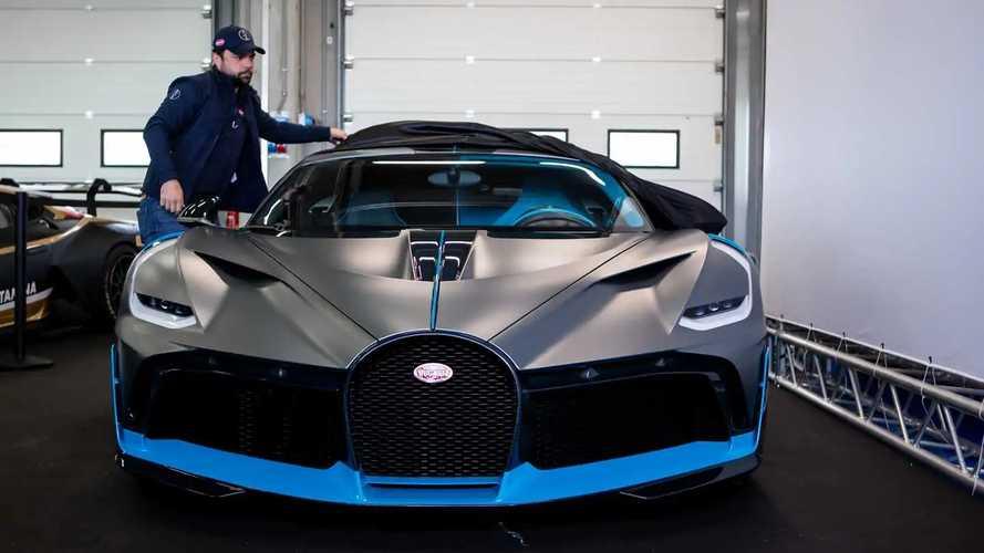 Bugatti ai Motor1Days 2019