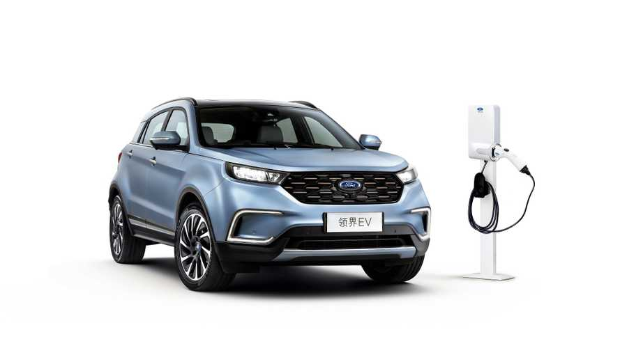 Antes do Brasil, Ford Territory EV começa a ser vendido na China por R$ 106.400