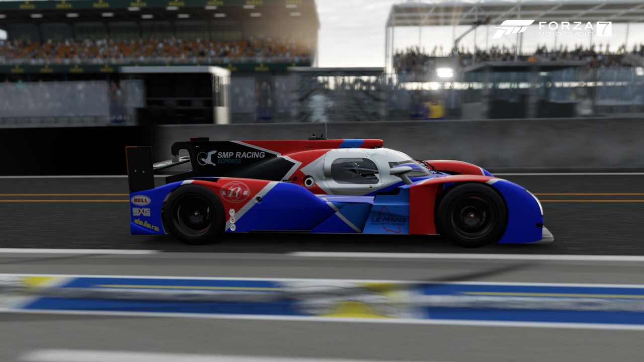 SMP Racing Le Mans Esport Series Super Final