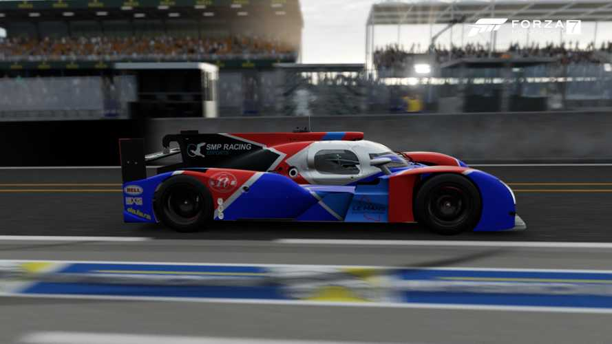 SMP Racing bestreitet das Superfinale der Le Mans Esport Series
