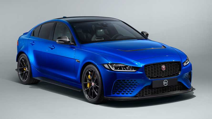 Jaguar XE SV Project 8 revealed in discreet Touring specification