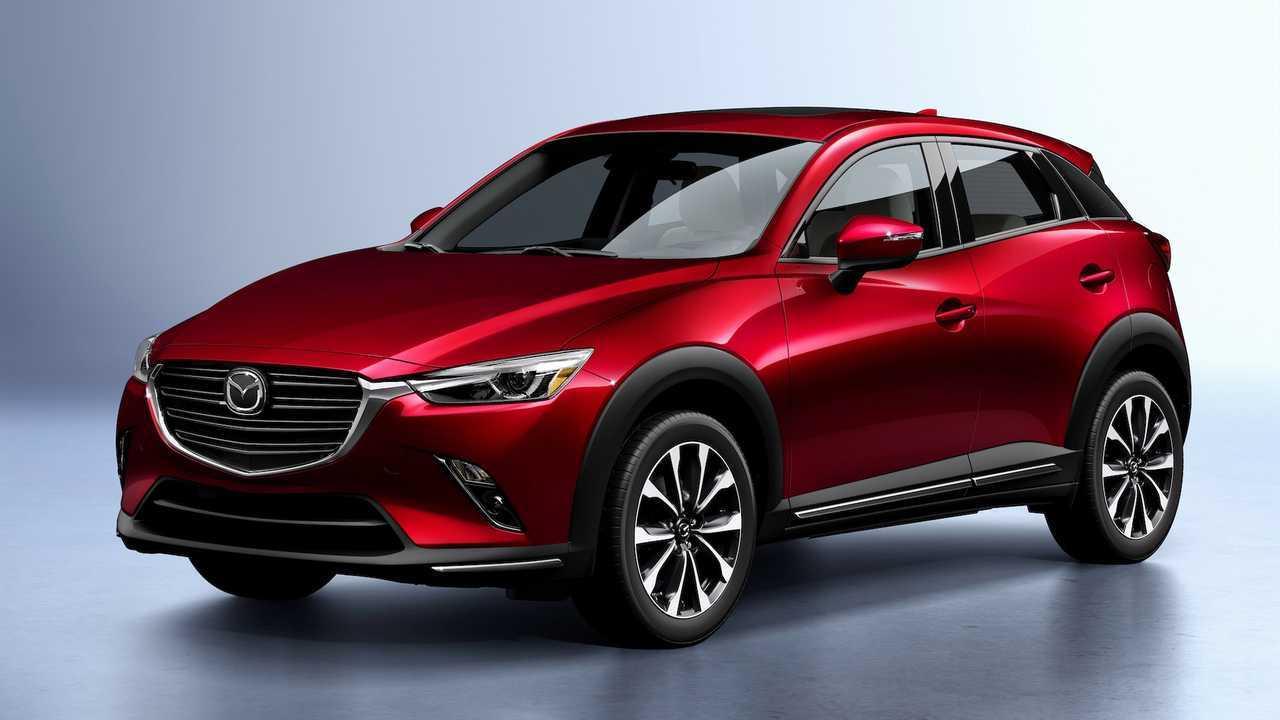 Subcompact SUV/Crossover: Mazda CX-3