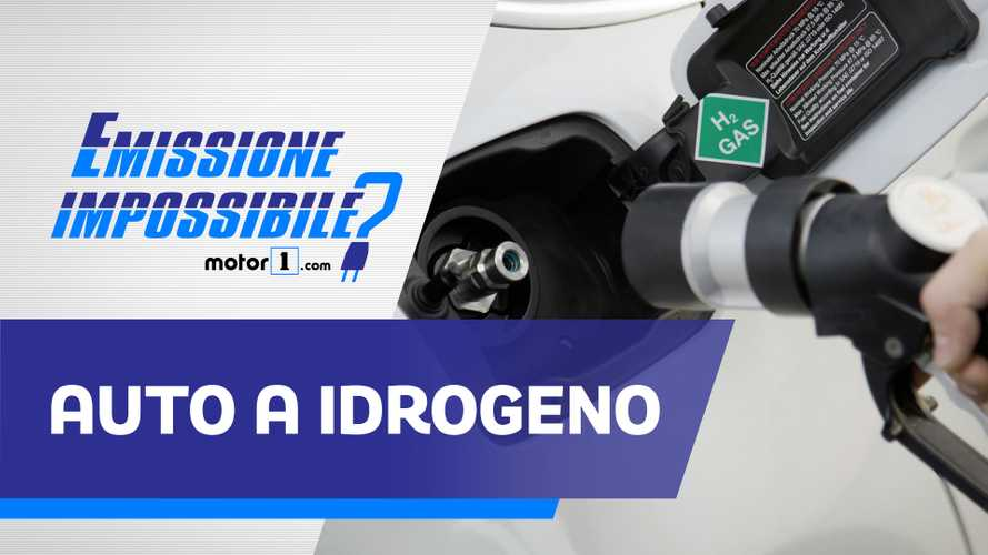 L'auto a idrogeno sta arrivando in Italia