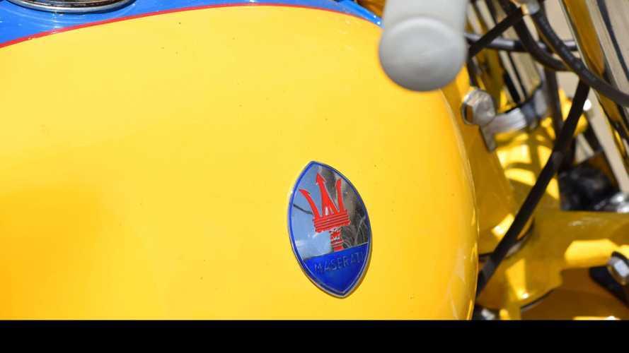 Maserati: la storia (breve) delle moto del Tridente