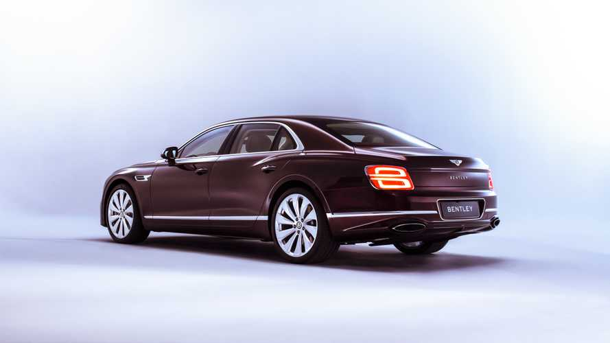 2020 Bentley Flying Spur lüks kabin ve 635 bg'le geldi