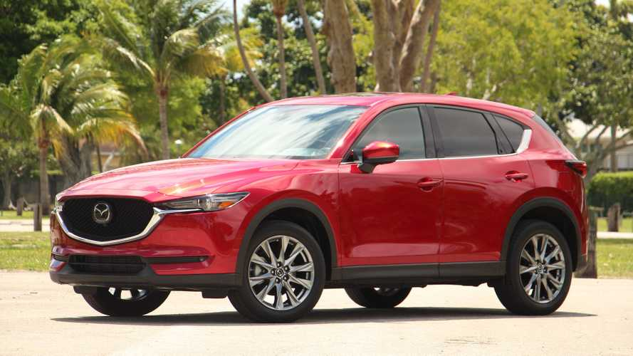 2019 Mazda CX-5 Signature: Driving Notes