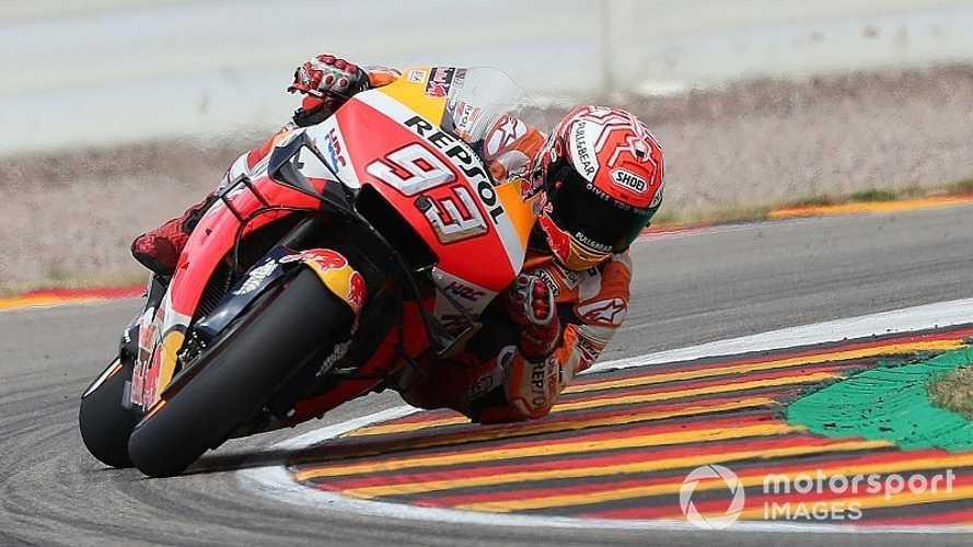 El promotor del GP de Alemania de MotoGP anuncia el aplazamiento de la prueba