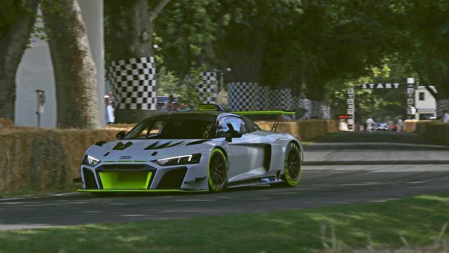 Audi R8 LMS GT2 - Une R8 de course de 640 ch !