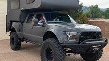 Der Jurassic MegaRaptor Overlander muss der coolste Offroad-Camper sein