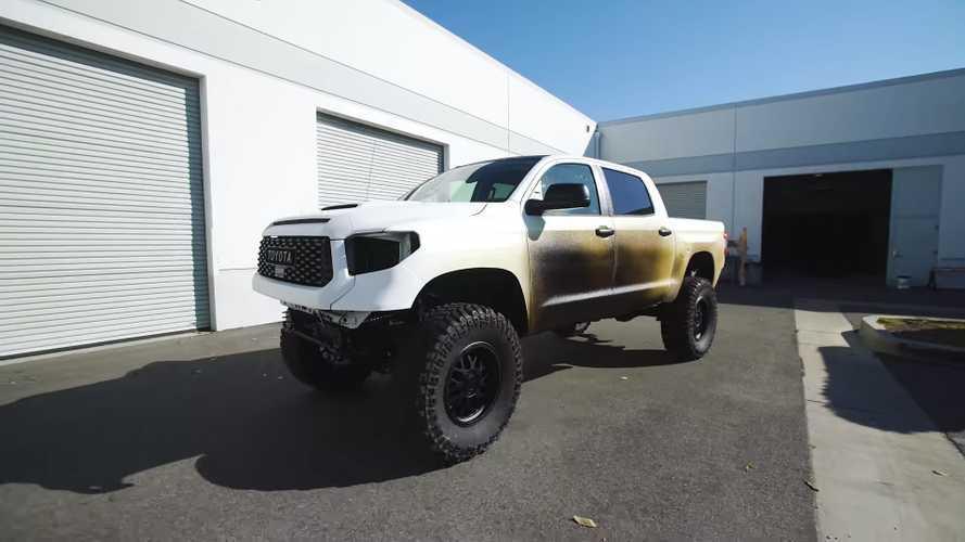 The Pandra Toyota Tundra