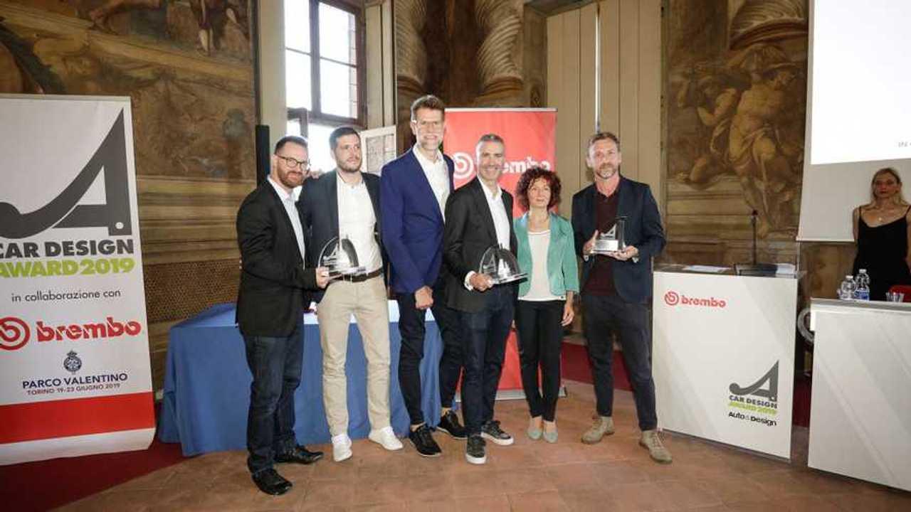 Car Design Award a Parco Valentino 2019
