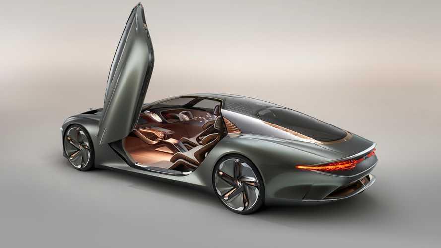 Bentley EXP 100 GT, la granturismo di domani