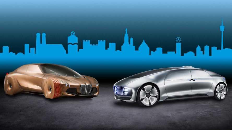 BMW e Mercedes-Benz assinam acordo para desenvolvimento de autônomos