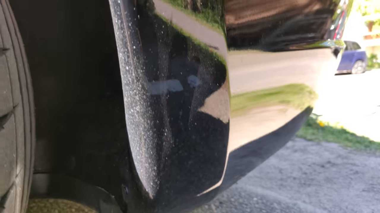 Finnish Goods Inspection Finds Tesla Model 3's Paint Is Soft And Thin