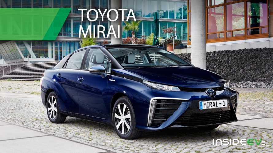 Toyota Mirai, cosa c'è da sapere