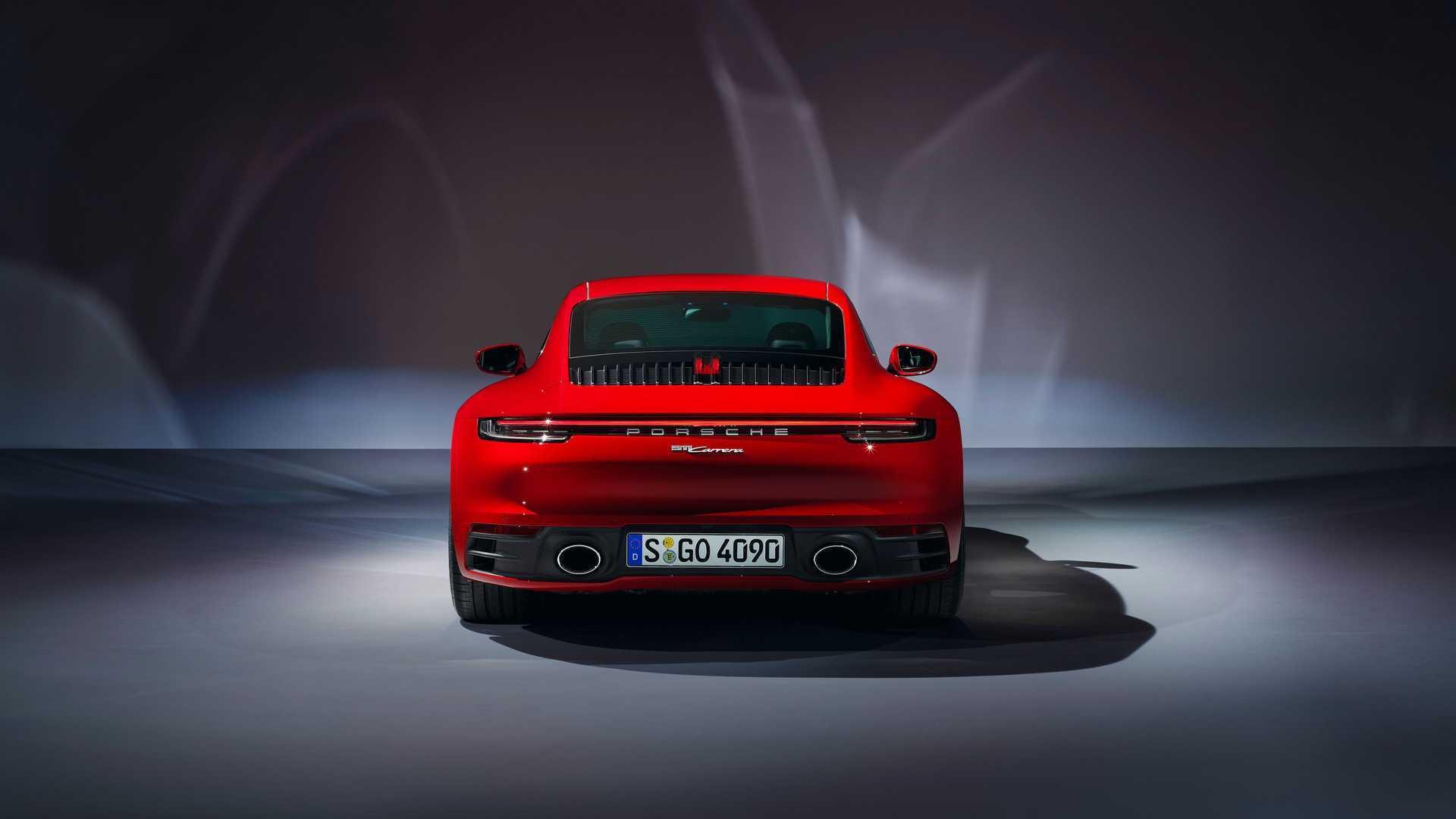 Novo Porsche 911 Carrera De Entrada E Apresentado Com 385 Cv