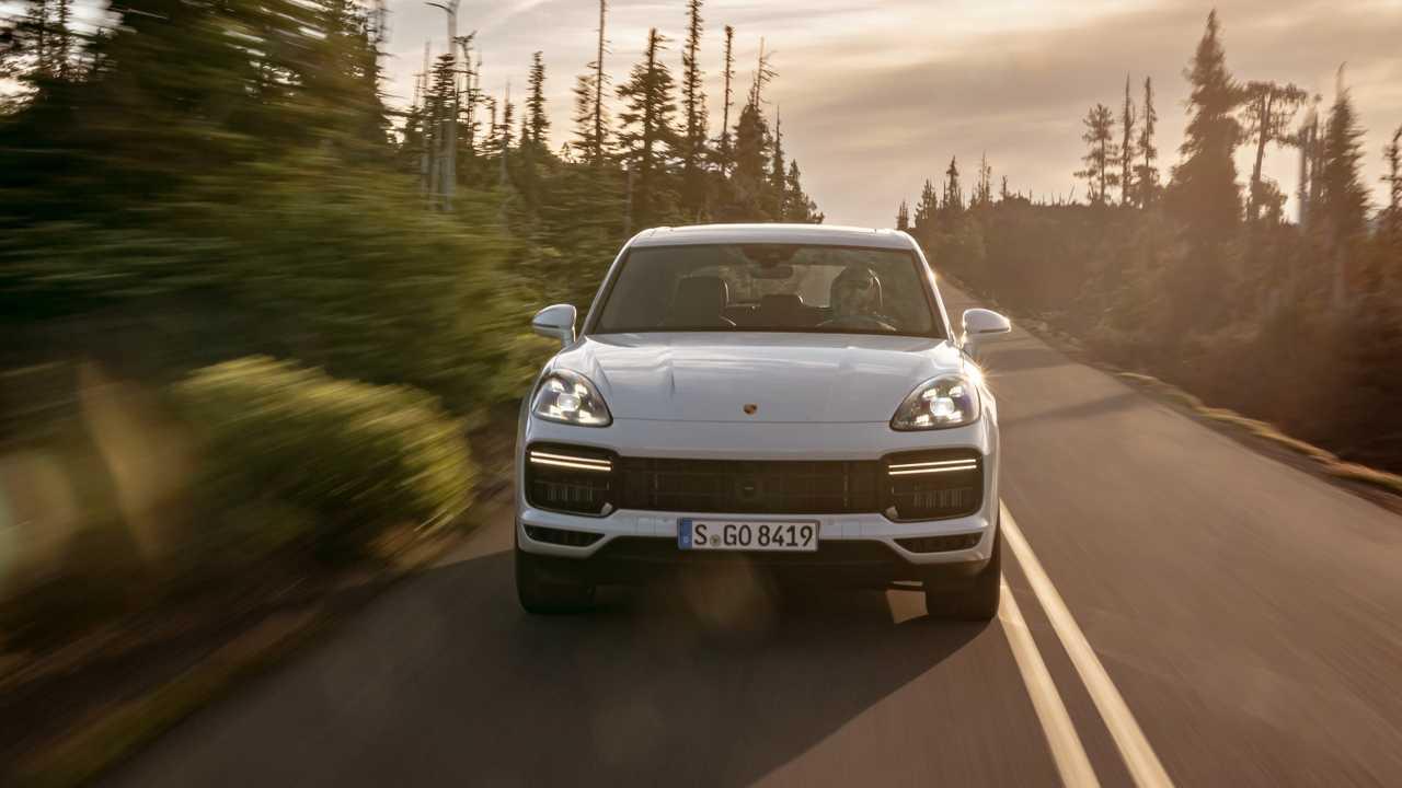 2020 Porsche Cayenne Turbo S E Hybrid First Drive