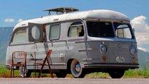 Kaufen Sie dieses irre Vintage-Wohnmobil mit Porsche-Antrieb, werden Sie zum #VanLife Boss