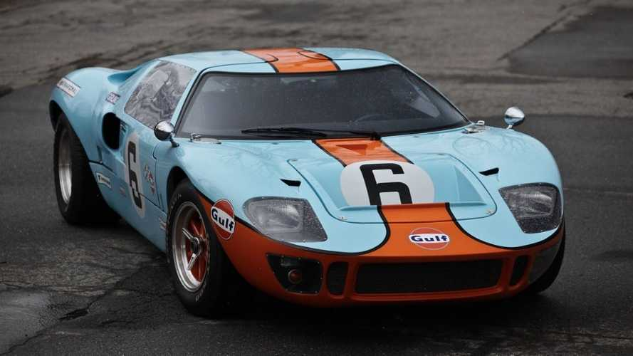 A Masterful Recreation: 1965 Ford GT40 Mk1