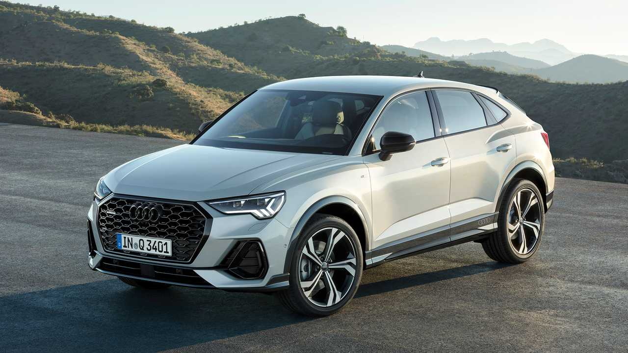 2020 Audi Q3 Sportback Debuts With Sloped Roof, Sportier Look