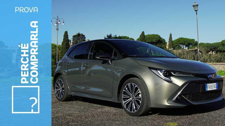 Toyota Corolla, perché comprarla... e perché no