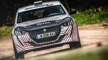 Nouvelle Peugeot 208R2 Compétition Client